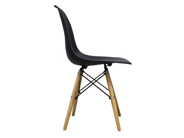 Eames Negro Lateral